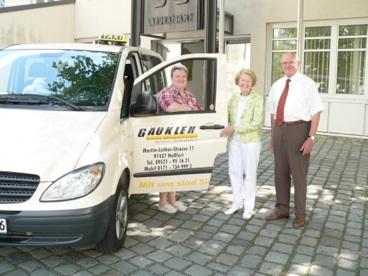Taxi Gaukler Haßfurt -