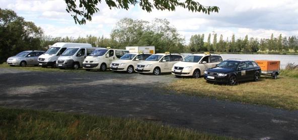 Taxi Gaukler Haßfurt - Fahrzeuge